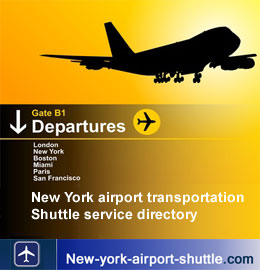 New York Airport Shuttle Hotel Pick Up Transfer To Airport
